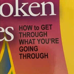 Book Peace from Broken Pieces